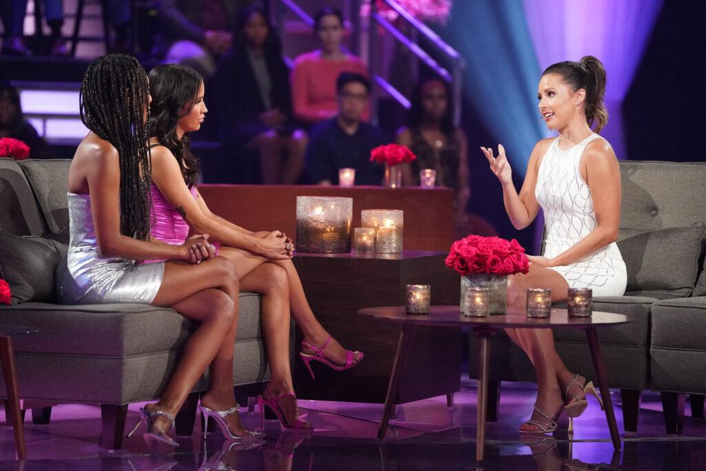 Kaitlyn and Tayshia and Katie; The Bachelorette Season 17 Episode 10 recap