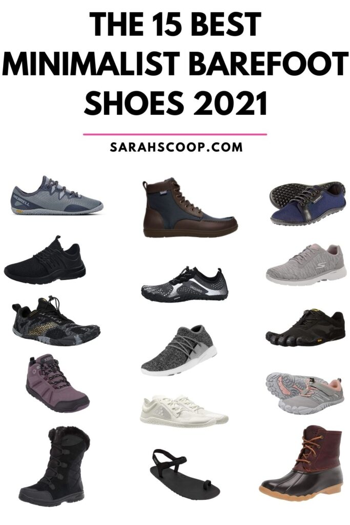 waterproof minimalist shoes